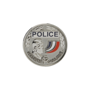 Médaille POLICE Nationale #603R